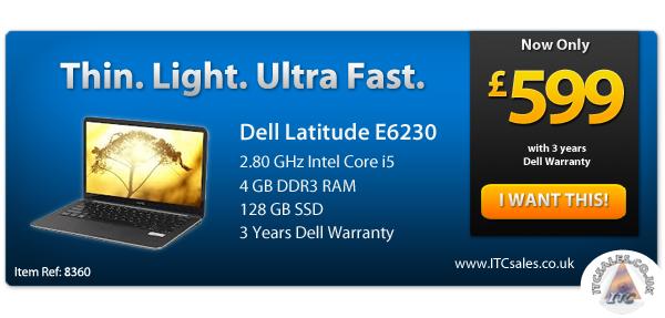 Cheap Dell Latitude E6230