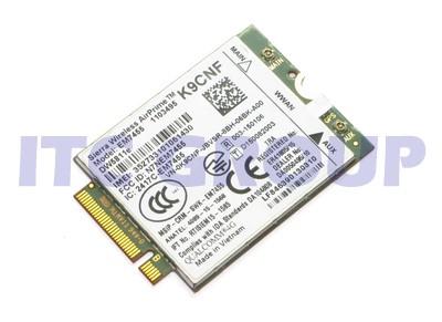 Dell K9CNF 4G DW5811E WWAN Card