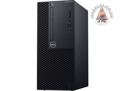 Dell Optiplex 3070 MT | Core i5-9500 8GB 256GB SSD Win10 Pro 3 Year Warranty
