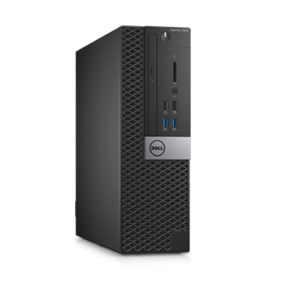 Dell Optiplex 5040 SFF | Core i3-6100 8GB 240GB SSD 500GB HDD Win10 Pro 1 Year Warranty