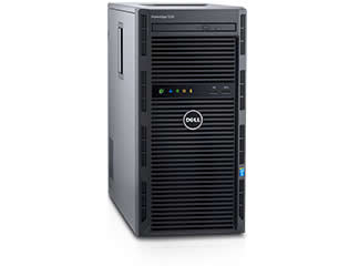 Dell Poweredge T130 | Xeon E3-1220v5 8GB 2 x 500GB HDD with 3 Year Warranty